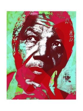 Nelsson Mandela by André Monet