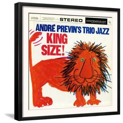 Andre Previn - King Size