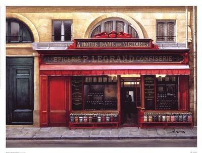 Epicerie P. Legrand Confiserie