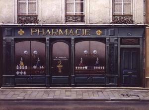 Pharmacie by Andre Renoux