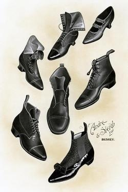 Shoes, 1902-1903 by Andre & Sleigh