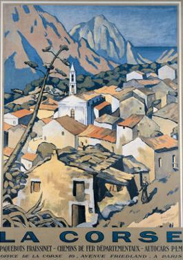 La Corse by Andre Strauss