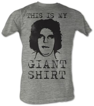 Andre The Giant - Giant Shirt