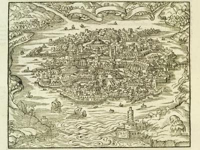 City of Quinsai (Now Tianjin)