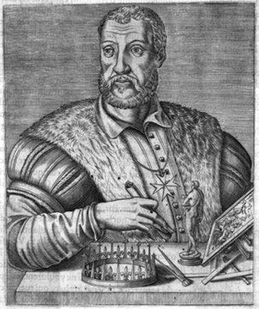 Cosimo II Medici, Thevet