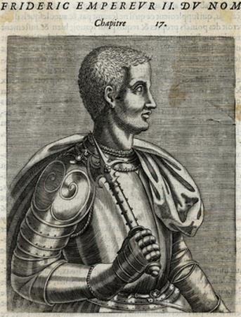 Emperor Friedrich II