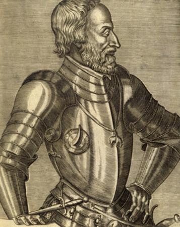 Ferdinand I, Hre, Thevet