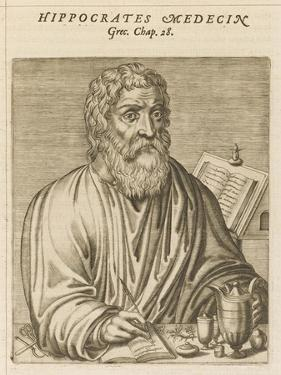 Hippocrates Greek Medical by Andre Thevet