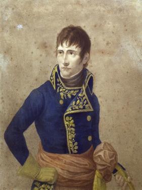 Appiani, Portrait of General Bonaparte by Andrea Appiani