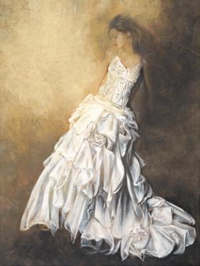 Donna in Bianco by Andrea Bassetti
