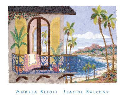 Seaside Balcony