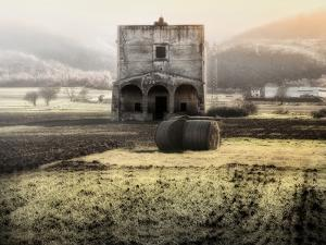 Church in Navelli by Andrea Costantini