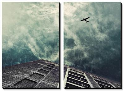 Small Plane by Andrea Costantini