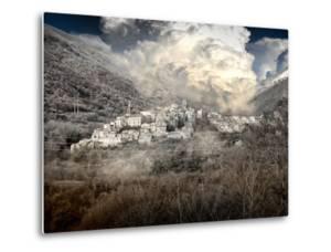 Village of Cocullo by Andrea Costantini