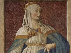 Queen Esther by Andrea dal Castagno