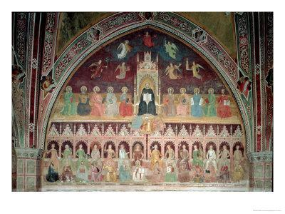 The Triumph of Catholic Doctrine, Personified in St. Thomas Aquinas