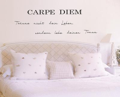 Carpe Diem by Andrea Haase