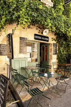rustic bar in the Provence by Andrea Haase