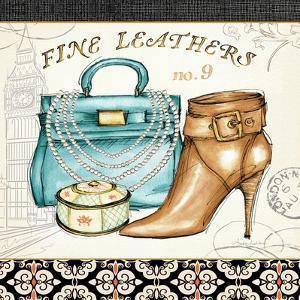 Boutique de Luxe IV by Andrea Laliberte