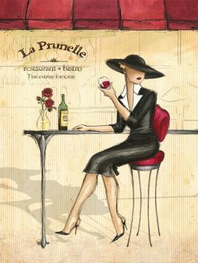 Femme Elegante IV by Andrea Laliberte