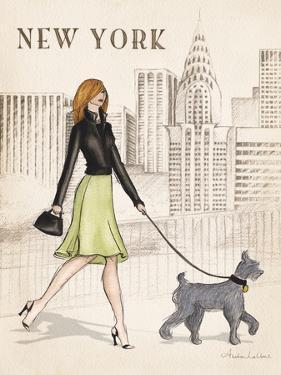 New York by Andrea Laliberte