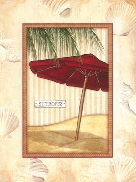Parasol Club I by Andrea Laliberte