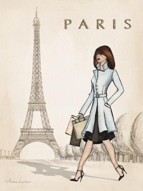 Paris by Andrea Laliberte