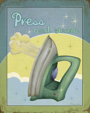 Press by Andrea Laliberte