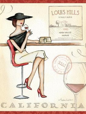 Wine Event II by Andrea Laliberte