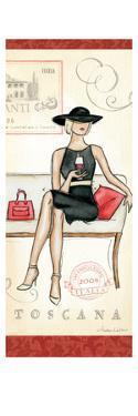 Wine Event IV by Andrea Laliberte