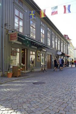 Town view, Gothenburg, province of Västra Götalands län, Sweden by Andrea Lang