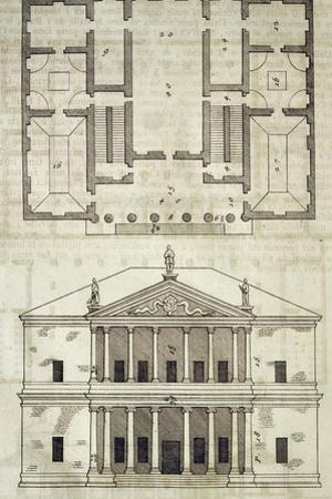 Villa La Malcontenta, 1570 by Andrea Palladio