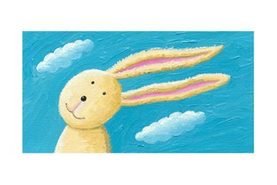 Cute Rabbit in the Wind by andreapetrlik