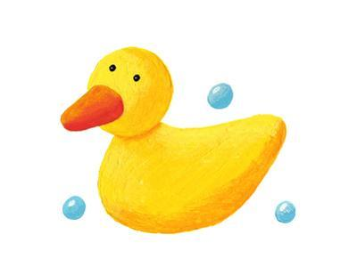 Cute Rubber Duck by andreapetrlik
