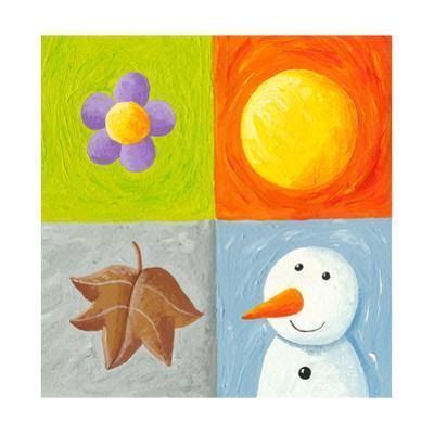 Four Seasons Elements by andreapetrlik
