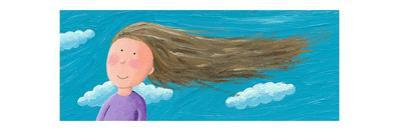 Girl in the Wind Feel Free by andreapetrlik