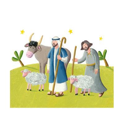 Twos Hepherds by andreapetrlik