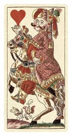 Knight of Hearts (Bauern Hochzeit Deck)