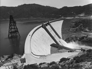 Shasta Dam by Andreas Feininger
