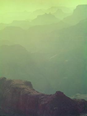 Trail of Colorado, Francisco Vasquez de Coronado, Spanish Explorer by Andreas Feininger