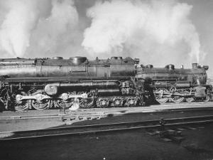Turbine Locomotives of the Pennsylvania Railroad by Andreas Feininger