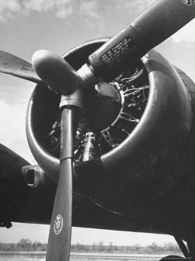 View of Reversible Propellers in Action by Andreas Feininger