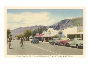 Andreas Road, Palm Springs, California