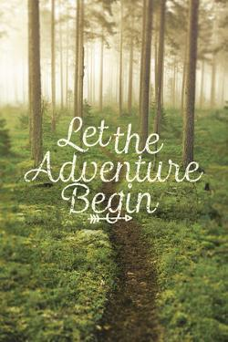 Let the Adventure Begin by Andreas Stridsberg
