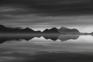 Mirrored Silver Sea by Andreas Stridsberg