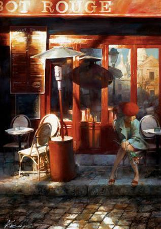 Le Sabot Rouge by Andrei Krioutchenko