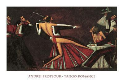 Tango Romance by Andrei Protsouk