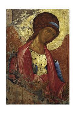 Saint Michael the Archangel, C1410 by Andrei Rublev
