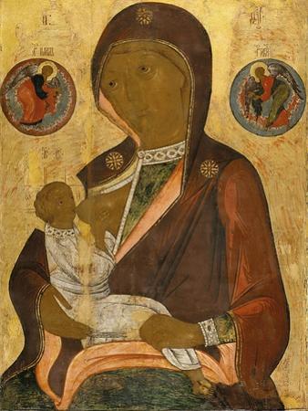 The Nursing Virgin