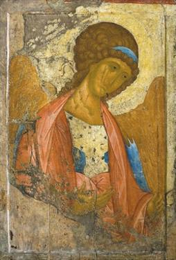 Icon of the Archangel Michael by Andrej Rublev